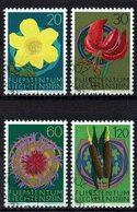 Liechtenstein 1972 // Mi. 560/563 O - Liechtenstein