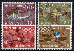Liechtenstein 1972 // Mi. 556/559 O - Liechtenstein
