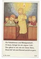 Fleißbildchen - Heiligenbild - Gebetsbild     IDA BOHATTA-MORPURGO     - Ars Sacra - Santini