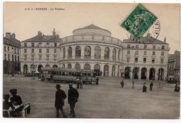 Lot De 10 Cartes Postales Du Département De L' Ille Et Vilaine (35) - France