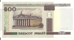 BIELORUSSIE 500 RUBLEI 2000(2011) UNC P 27 B - Belarus