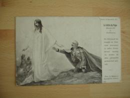 Militaria Religion Guerre 14.18 La Lettre Du Pape Benoit 15 A Guillaume - Guerre 1914-18