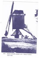 Heist-Op-Den-Berg: Molen Verhelst ( 2 Scans) - Heist-op-den-Berg