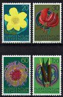 Liechtenstein 1972 // Mi. 560/563 ** - Liechtenstein