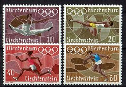 Liechtenstein 1972 // Mi. 556/559 ** - Liechtenstein