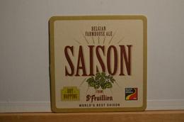 Sous-bocks Saison From St Feuillien - Sous-bocks