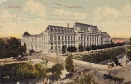 Bucuresti Palatul Justifey (pk58560) - Roumanie
