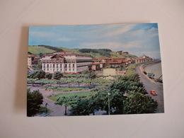 Postcard Postal Spain San Sebastian Zumaya Vista Parcial - Guipúzcoa (San Sebastián)