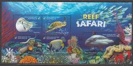 Australia MNH 2018 Reef Safari Sheet - 2010-... Elizabeth II