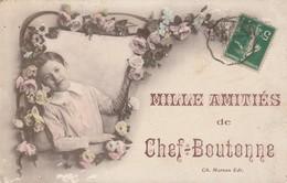 79 - CHEF BOUTONNE - Mille Amitiés De Chef Boutonne - Chef Boutonne