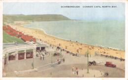 R158436 Scarborough Corner Cafe North Bay. Inter Art - Cartes Postales