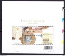 België 2004 Blok Nr 107( Nr 3174/78 ) ** , Zeer Mooi Lot 3766 - Collections (without Album)