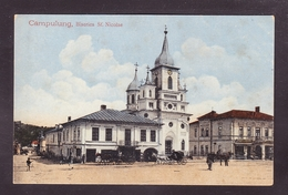 RUM5-52 CAMPUIUNG BISERICA ST.NICOLAE - Romania