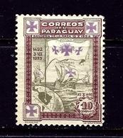 Paraguay 330 MH 1933 Sailing Ships - Paraguay