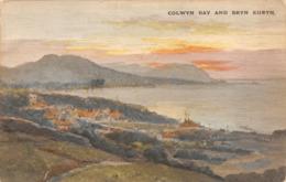 R158796 Colwyn Bay And Bryn Euryn. Faulkner - World