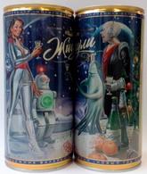 Empty Aluminum Can Zhiguli Barnoe 1l. (3) - Cans