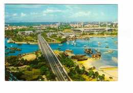 Singapour Singapore Merdeka Bridge National Stadium , Pont Stade - Singapore