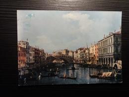 """Antonio Canal - """"Il Ponte Di Rialto A Venezia"""" - Pittura & Quadri"""