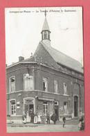 Jemeppe Sur Meuse - Seraing - Le Temple D'Antoine Le Guérisseur 1908 - COB N°81 - Seraing