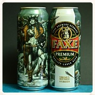 Empty Aluminum Can Viking's Best Friend - Warrior 0,48l. - Cans