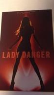 M.A.C.   LADY DANGER - Cartes Parfumées