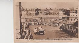 Asmara Cerimonia Ufficiale Alla Chiesa Cattolica - Eritrea