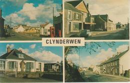 CPSM Clynderwen - Clynderwen Village And Awel Deg Guest House (avec 4 Vues) - Pembrokeshire