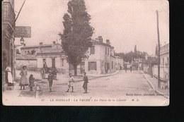 CPA573.....LE BOUSCAT LA VACHE - France
