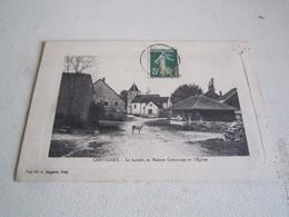 Ancienne Carte Postla CPA Chevigney - Francia