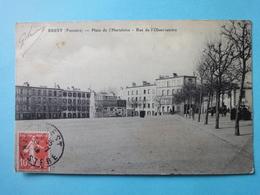 Brest-Place De L'Harteloire-rue De L'observatoire - Brest