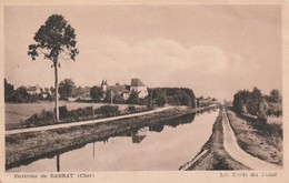 18- Environs De Bannay - Les Bords Du Canal - Andere Gemeenten