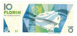 Aruba 10 Florin 2012, UNC - Aruba (1986-...)