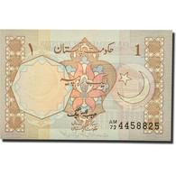 Billet, Pakistan, 1 Rupee, 1981, KM:25, NEUF - Pakistan
