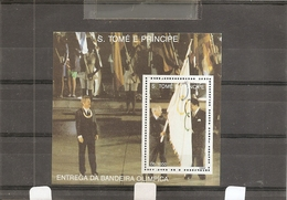 JO De Barcelone -1992  ( BF 137A  XXX -MNH- De Saint-Thomas Et Prince) - Estate 1992: Barcellona