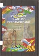 JO De Barcelone -1992  ( BF 102  XXX -MNH- De Saint-Thomas Et Prince) - Estate 1992: Barcellona