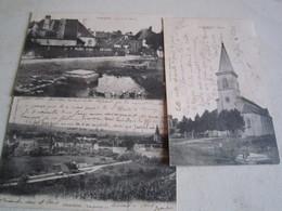 Lot Carte Postale Cpa Churcenne - Francia