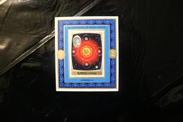 AJMAN  Space Research Copernicus Imperforate Souvenir Sheet Block MNH 1971 A04s - Ajman