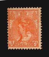 NVPH #56 * MH WILHELMINA ONGEBRUIKT (A_4272) NETHERLANDS NEDERLANDS - Ongebruikt