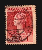 NVPH #123B USED WILHELMINA  LIJNTANDING 11X11.5 GEBRUIKT  (A_4272) NETHERLANDS NEDERLANDS - Used Stamps