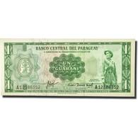 Billet, Paraguay, 1 Guarani, KM:193a, NEUF - Paraguay