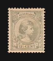 NVPH #38 MLH ONGEBRUIKT  CATALOGUE VALUE EURO 31 (A_4272) NETHERLANDS NEDERLANDS - Ongebruikt