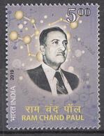 INDIA 2019,   RAM CHAND PAUL.  Eminent Personality, MNH(**) - India