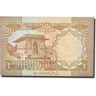 Billet, Pakistan, 1 Rupee, Undated (1982), KM:26b, NEUF - Pakistan