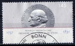 Allemagne Fédérale - Germany - Deutschland 2007 Y&T N°2449 - Michel N°2624 (o) - 145c H F C Freiherr Vom Stein - [7] République Fédérale
