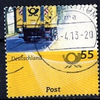 Allemagne Fédérale - Germany - Deutschland 2009 Y&T N°2560 - Michel N°2733 (o) - 55c Transport Du Courrier - Gebruikt