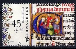 Allemagne Fédérale - Germany - Deutschland 2009 Y&T N°2591 - Michel N°2763 (o) - 45c+20c Noël - [7] République Fédérale