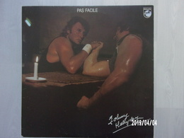 Johnny Hallyday - Pas Facile - 1981 - Rock