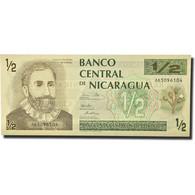 Billet, Nicaragua, 1/2 Cordoba, 1991, KM:171, NEUF - Nicaragua