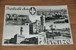 8765-    SALUTI DA FIRENZE - Firenze
