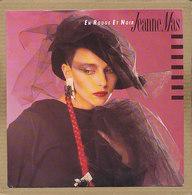 """7"""" Single, Jeanne Mas, En Rouge Et Noir - Disco, Pop"""